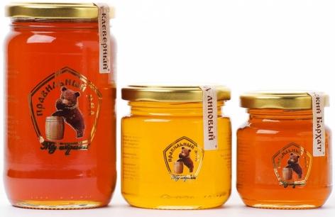 Мед липа клевер
