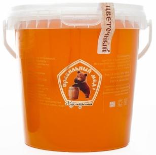 Мёд цветочный - ПЭТ