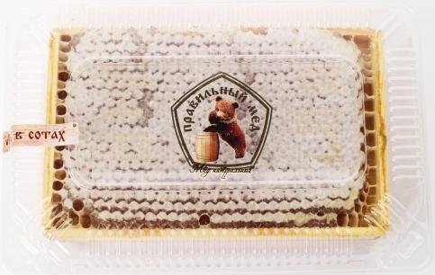 Мёд В сотах (лоток), 300 гр.