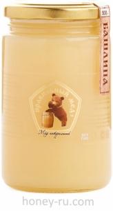 Мед липовый из Башкирии