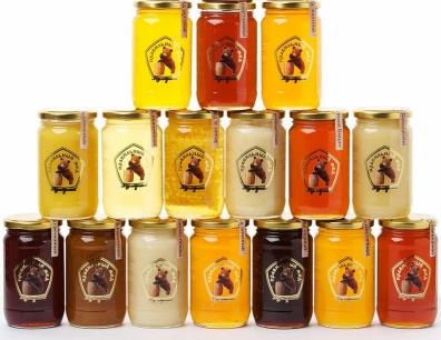 мед фасованный ассорти