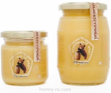 липовый мед  дальневосточный