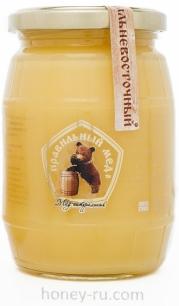 мед липа дальневосточный