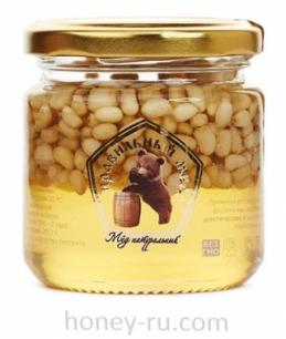 """Мёд """"С кедровым орехом"""""""