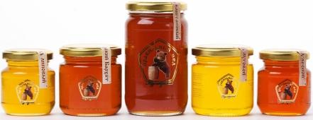 Каштановый мед фасованный